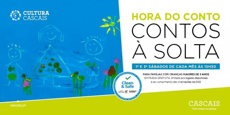 Contos à Solta | Hora do Conto com Cláudia Fonseca