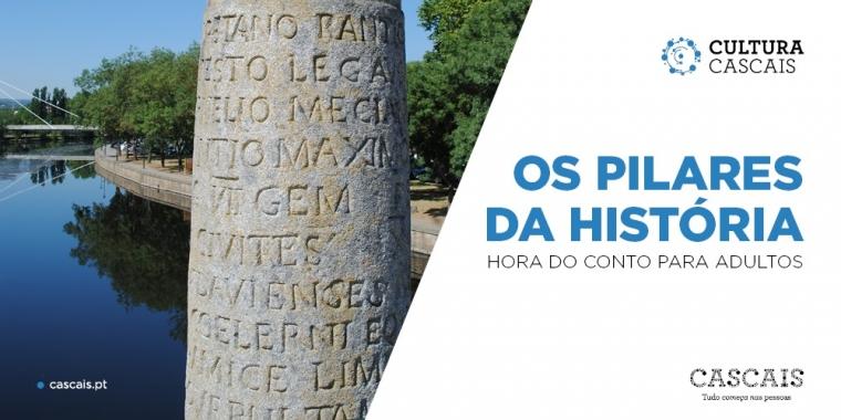 Os Pilares da História - Hora do Conto para Adultos com Eduardo Gomes
