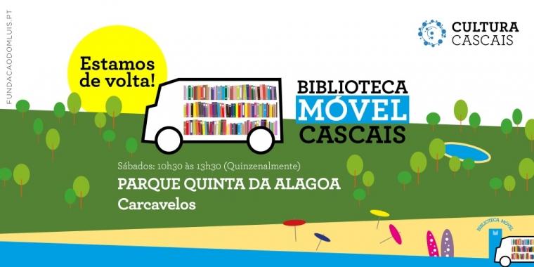 Biblioteca Móvel de Cascais