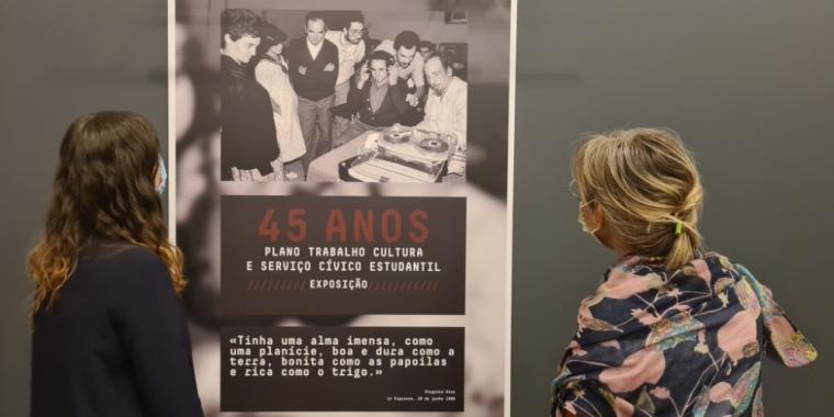 Exposição 45 Anos, Plano Trabalho e Cultura, Serviço Cívico Estudantil