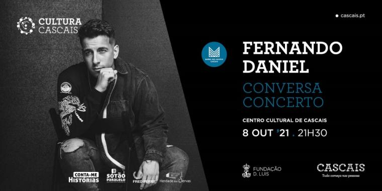Fernando Daniel - Conta-me Histórias   Conversa Concerto